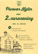 2. narozeniny Kytínského pivovaru