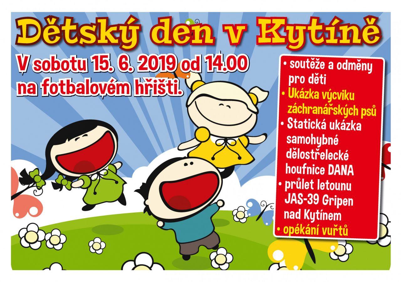 Dětský den v Kytíně