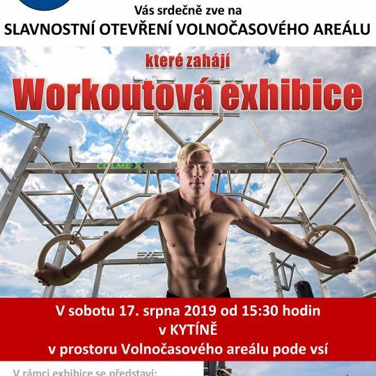 Workoutova exhibice