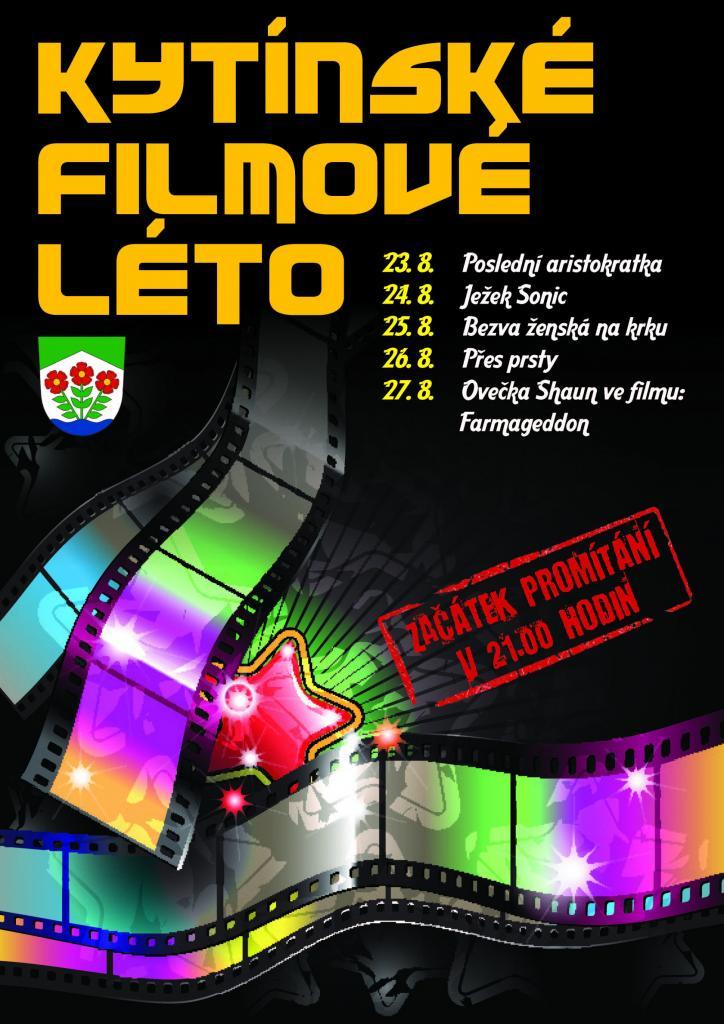 Letní kino v Kytíně