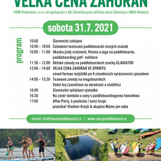 Zahoransky paddle fest